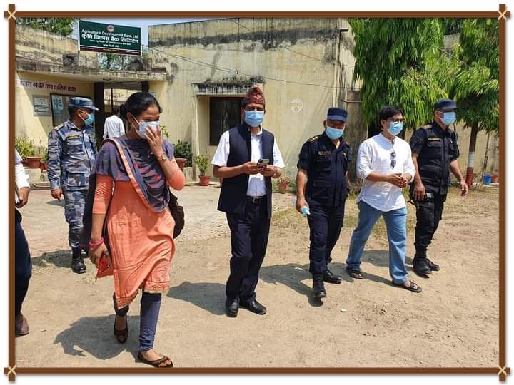 बाँके बासिको चीत्कार  सुन्दैन प्रदेश र केन्द्र सरकार – उप प्रमुख थारु
